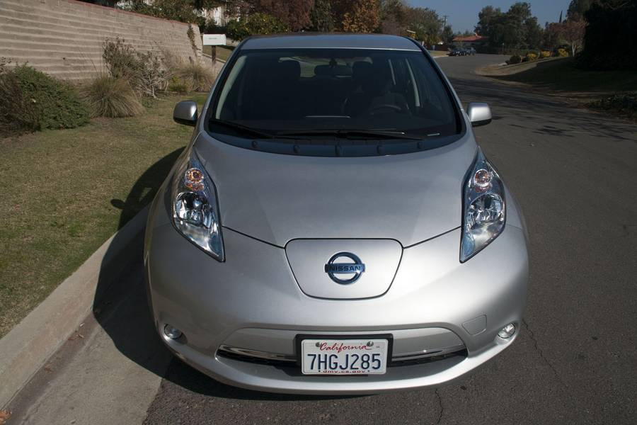 Wind Works Battery Degradation Two Year Status Report 2015 Nissan Leaf