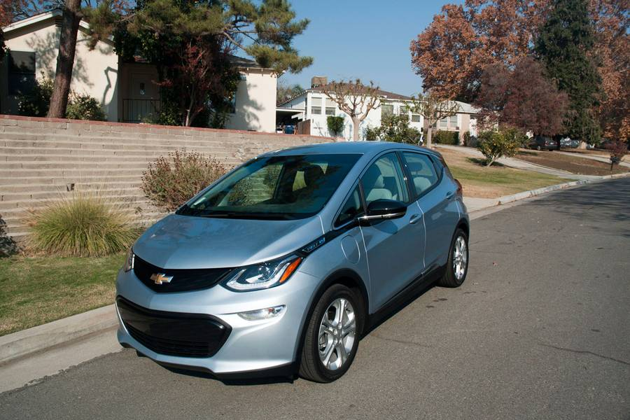Wind Works Our Lease Of A Chevy Bolt And What It Cost Us