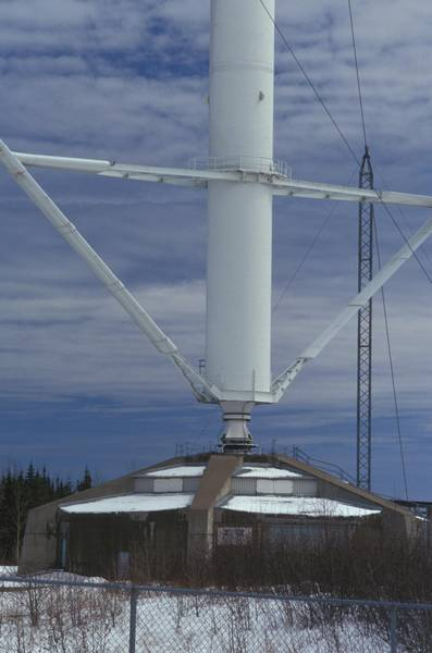 WIND-WORKS: Vertical Axis Wind Turbines (VAWTs)