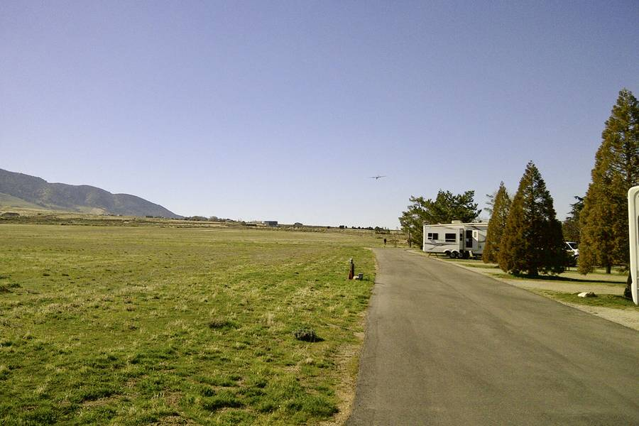 Offer Up Bakersfield >> WIND-WORKS: Charging an EV at Tehachapi's Mountain Valley RV Park