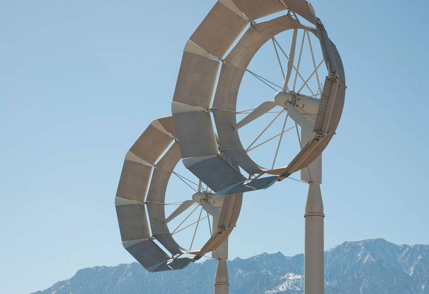 Wind Works Ducted Wind Turbines Dawts