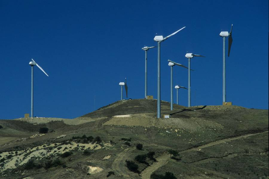 Thesis statement on wind energy