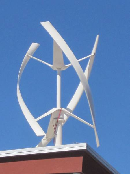 Wind Works A Tale Of Two Turbines And Eiffel S Tower