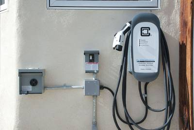 Wind Works Electric Vehicle Charging Stations Or Evses