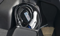 EVSE Upgrade of the emergency trickel-charge EVSE that comes with a Nissan Leaf.