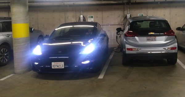 First Use of JDapter Stub for Tesla Destination Charger to