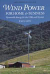 Wind Power for Home and Business cover image -- click for information about this book